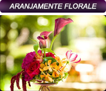Botez - Aranjamente florale