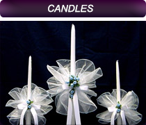 Baptism-Candles